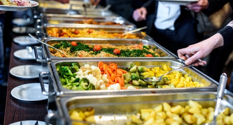 Food Safety and Buffets in a Food Service Establishment