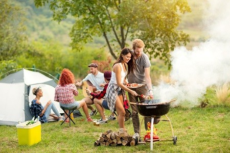 Summer Food Safety: Keep Food Safe While Camping, Hiking and More